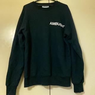 アンブッシュ(AMBUSH)の美品‼︎ ambush スウェット(スウェット)
