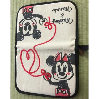 ディズニー(Disney)の母子手帳カバー ディズニー ミッキー&ミニー(母子手帳ケース)