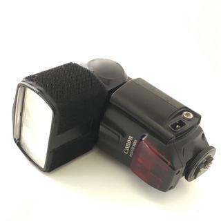 キヤノン(Canon)のジャンク品☆SPEEDLITE 580EX(No,1)(ストロボ/照明)
