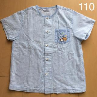 ファミリア(familiar)のファミリア パジャマ 上のみ サイズ110(パジャマ)