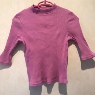ベルシュカ(Bershka)のトップス(Tシャツ(長袖/七分))
