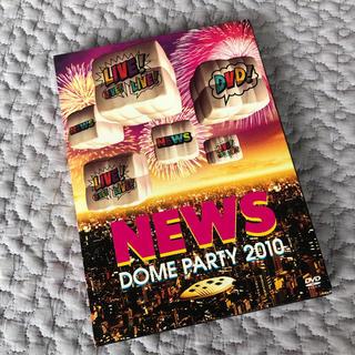 ニュース(NEWS)のNEWS LIVE!LIVE!LIVE!DVD!(アイドルグッズ)