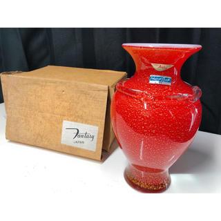 ナルミ(NARUMI)の新品 NARUMI fantasy glass ガラス 花瓶(花瓶)
