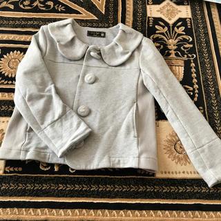 フランシュリッペ(franche lippee)の可愛い羽織り スエット生地 フランシュリッペ(トレーナー/スウェット)