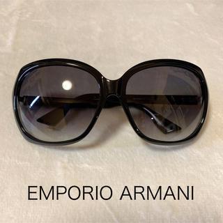 エンポリオアルマーニ(Emporio Armani)のEMPORIO ARMANI*サングラス*ブラック(サングラス/メガネ)