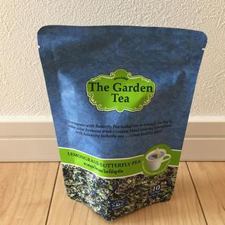 カルディ(KALDI)のレモングラスバタフライピー(茶)