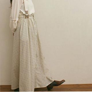 フィグロンドン(fig London)のフィグロンドン スカート(ひざ丈スカート)