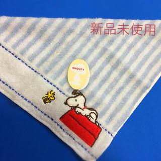 ピーナッツ(PEANUTS)のスヌーピーのハンドタオル(タオル/バス用品)