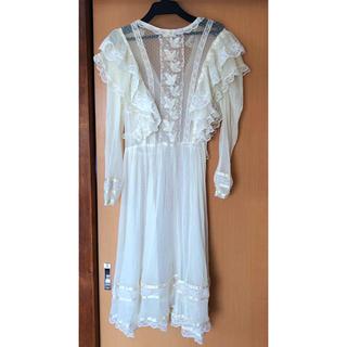 ガニーサックス(GUNNE SAX)のガニーサックス ドレス(ミディアムドレス)