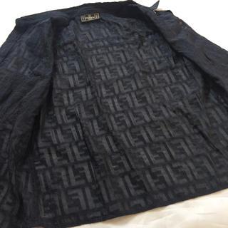 フェンディ(FENDI)のFENDI シフォンブラウス(シャツ/ブラウス(半袖/袖なし))