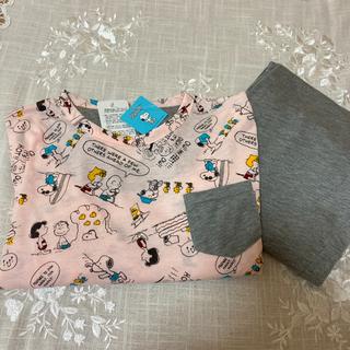 narue - 【新品・未使用】SNOOPY長袖・長ズボン パジャマ