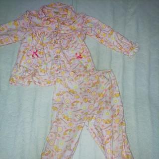 シナモロール(シナモロール)の女の子 パジャマ 110 シナモエンジェルス シナモロール(パジャマ)