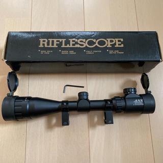 ANS Optical 3-9x40 AOE ライフルスコープ 3色 サバゲー(カスタムパーツ)