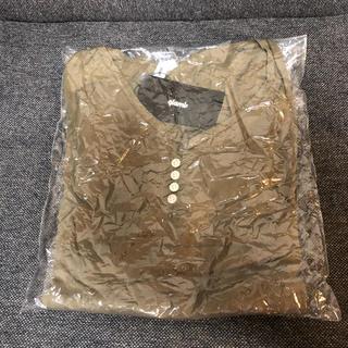 グラム(glamb)の新品★glamb ロングTシャツ(Tシャツ/カットソー(七分/長袖))