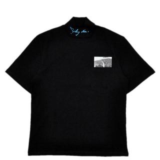 クリスチャンダダ(CHRISTIAN DADA)のChristian dada TURTLENECK Tシャツ size:M(Tシャツ/カットソー(半袖/袖なし))