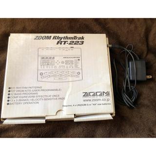 ズーム(Zoom)のZOOM RT-223(音源モジュール)