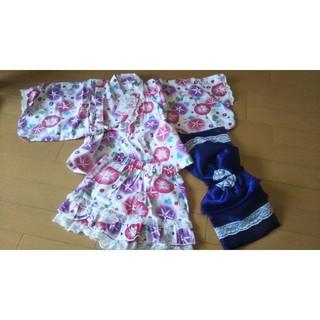 シマムラ(しまむら)の浴衣ドレス (甚平/浴衣)