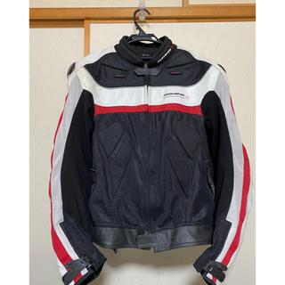 【値下げ】コミネ メッシュジャケット(ライダースジャケット)