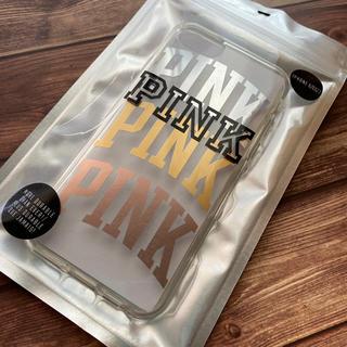 ヴィクトリアズシークレット(Victoria's Secret)のヴィクトリアズシークレットPINK  iPhoneケース 新品(iPhoneケース)