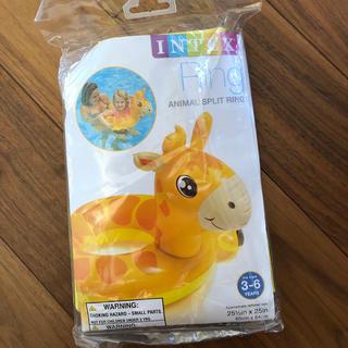 ディズニー(Disney)の♡浮き輪♡ 幼児用 新品(お風呂のおもちゃ)
