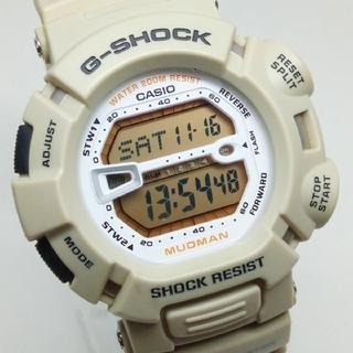 ジーショック(G-SHOCK)の希少カラー MUDMAN G-9000-8JF G-SHOCK(腕時計(デジタル))