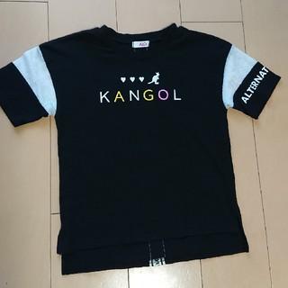 カンゴール(KANGOL)のALGY×KANGOL/Tシャツ/140(Tシャツ/カットソー)