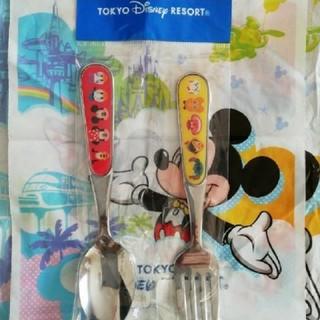 ディズニー(Disney)のDisneyスプーン&フォーク(スプーン/フォーク)