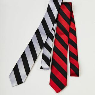 ジョンローレンスサリバン(JOHN LAWRENCE SULLIVAN)のLITTLEBIG Stripe Silk Tie(ネクタイ)