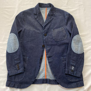 エビス(EVISU)のEVISU シアトル3 デニムジャケット 42 美品(Gジャン/デニムジャケット)