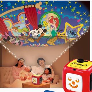 ディズニー(Disney)のディズニー おやすみシアター(オルゴールメリー/モービル)