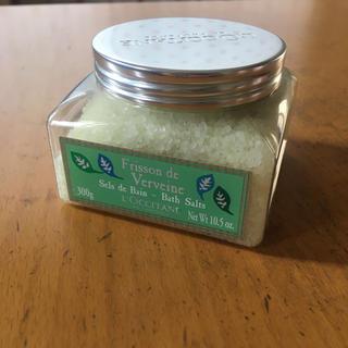 ロクシタン(L'OCCITANE)のロクシタン ✴️  バスソルト 新品未使用品(入浴剤/バスソルト)