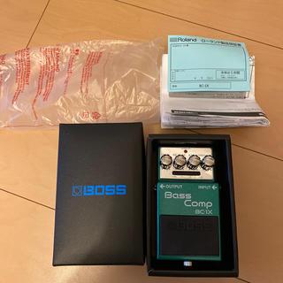 ボス(BOSS)のBoss BC-1X ベースエフェクター(ベースエフェクター)