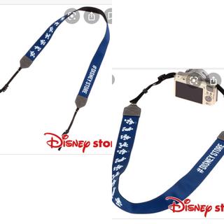 ディズニー(Disney)のミッキー カメラストラップ(その他)