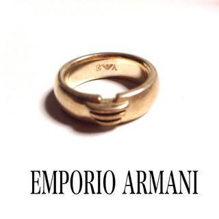 sports shoes 5a7b1 5d458 エンポリオアルマーニ指輪13号