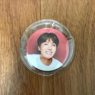 ボウダンショウネンダン(防弾少年団(BTS))のホソク 缶バッジ(K-POP/アジア)