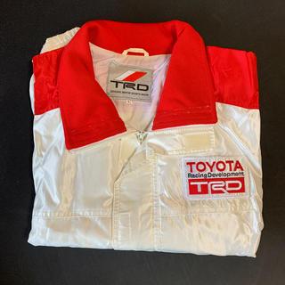 トヨタ(トヨタ)のTRD ORIGINAL MOTOR SPORTS WEAR(ナイロンジャケット)
