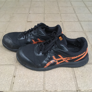 asics - アシックス安全靴 27cm