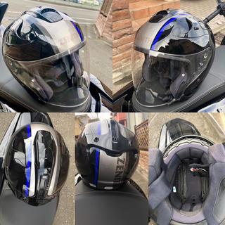 ヤマハ(ヤマハ)のバイク ヘルメット セット 値下げしました❗️(ヘルメット/シールド)