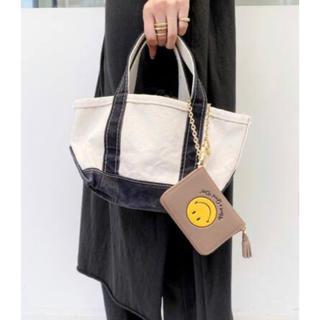 アパルトモンドゥーズィエムクラス(L'Appartement DEUXIEME CLASSE)の★アパルトモン L.L.Bean Canvas bag mini BAG 新品★(トートバッグ)