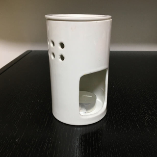 ムジルシリョウヒン(MUJI (無印良品))の無印良品 磁器アロマポット(アロマポット/アロマランプ/芳香器)