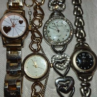 アレッサンドラオーラ(ALESSANdRA OLLA)の【Alessandra Olla他】レディース腕時計 4点セット(腕時計)