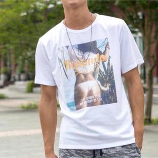 アトリエサブ(ATELIER SAB)の新品ATELIER SAB MEN アドミックス アトリエサブメン Tシャツ M(Tシャツ/カットソー(半袖/袖なし))