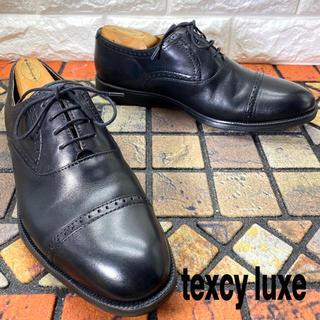 アシックス(asics)の◎良好 texcy luxe タクシーリュクス  ビジネスシューズ 革靴(ドレス/ビジネス)