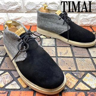 TIMAI ティマイ スニーカー ハイカット 靴(ブーツ)