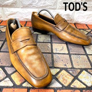 トッズ(TOD'S)のTOD'S トッズ ビジネスシューズ 革靴 コインローファー(ドレス/ビジネス)