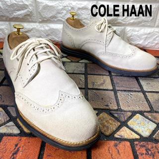 コールハーン(Cole Haan)のCOLE HAAN コールハーン ドレスシューズ スエード(スニーカー)