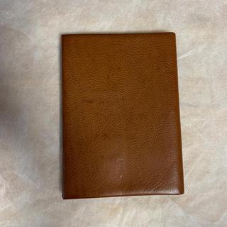 ヘルツ(HERZ)のヘルツ オルガン B6サイズ 手帳カバー(手帳)