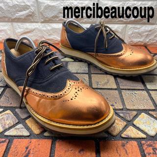 merciboaucoup メルシーボークー ドレスシューズ 靴(ドレス/ビジネス)