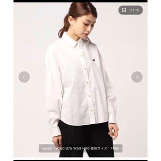 ニーナミュウ(Nina mew)の定価19000円 Ninamew コインプレート 白シャツ(その他)