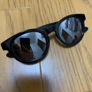 ヴァンズ(VANS)のミラー サングラス ブラック(サングラス/メガネ)